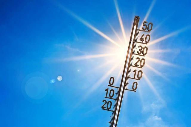 Kommende Woche kehrt die Hitzewelle zurück