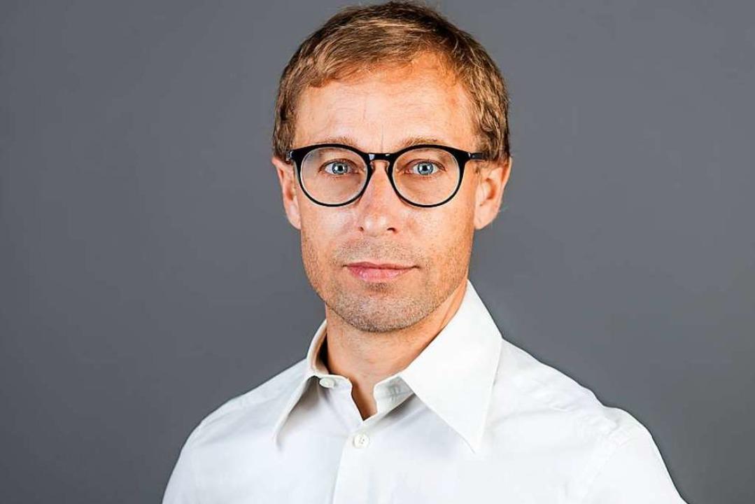 Jens Dierolf macht künftig Kommunikation für die Verkehrs-AG statt für den OB.   | Foto: Privat