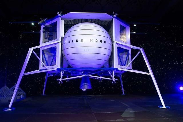 USA wollen 2024 wieder auf den Mond – was nicht so einfach ist