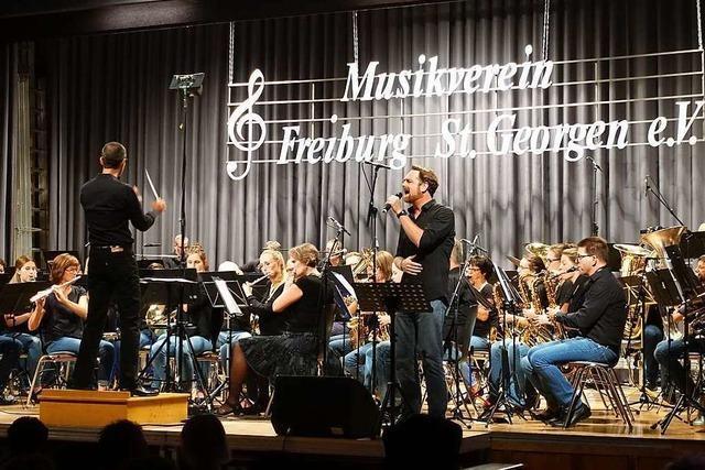 Ausverkauftes Konzert des Musikvereins St. Georgen