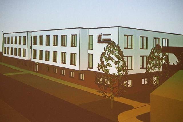 Das Pflegeheim in Hausen im Wiesental wird eleganter, aber auch viel teurer