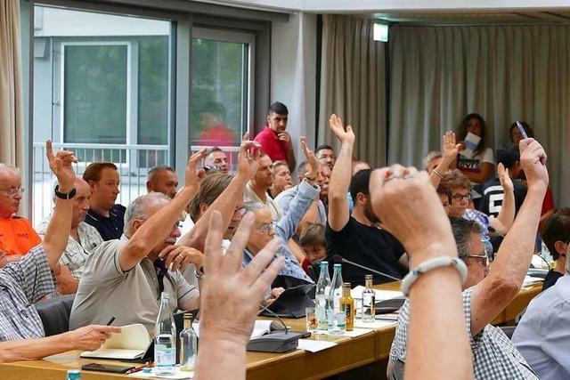 FSV Rheinfelden kann nach Warmbach ziehen