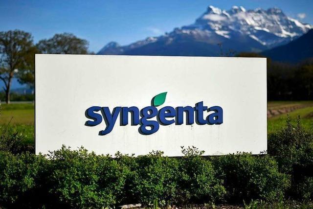 Die Agrochemie verzeichnet Umsatzrückgänge – Syngenta steht unter Druck