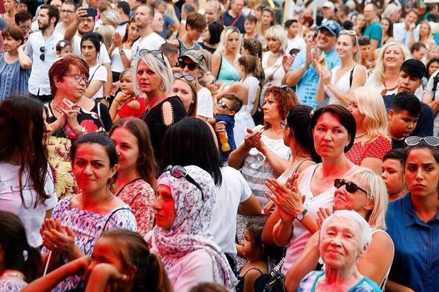 Lahr im Feierrausch: Dreifach-Fest ein voller Erfolg