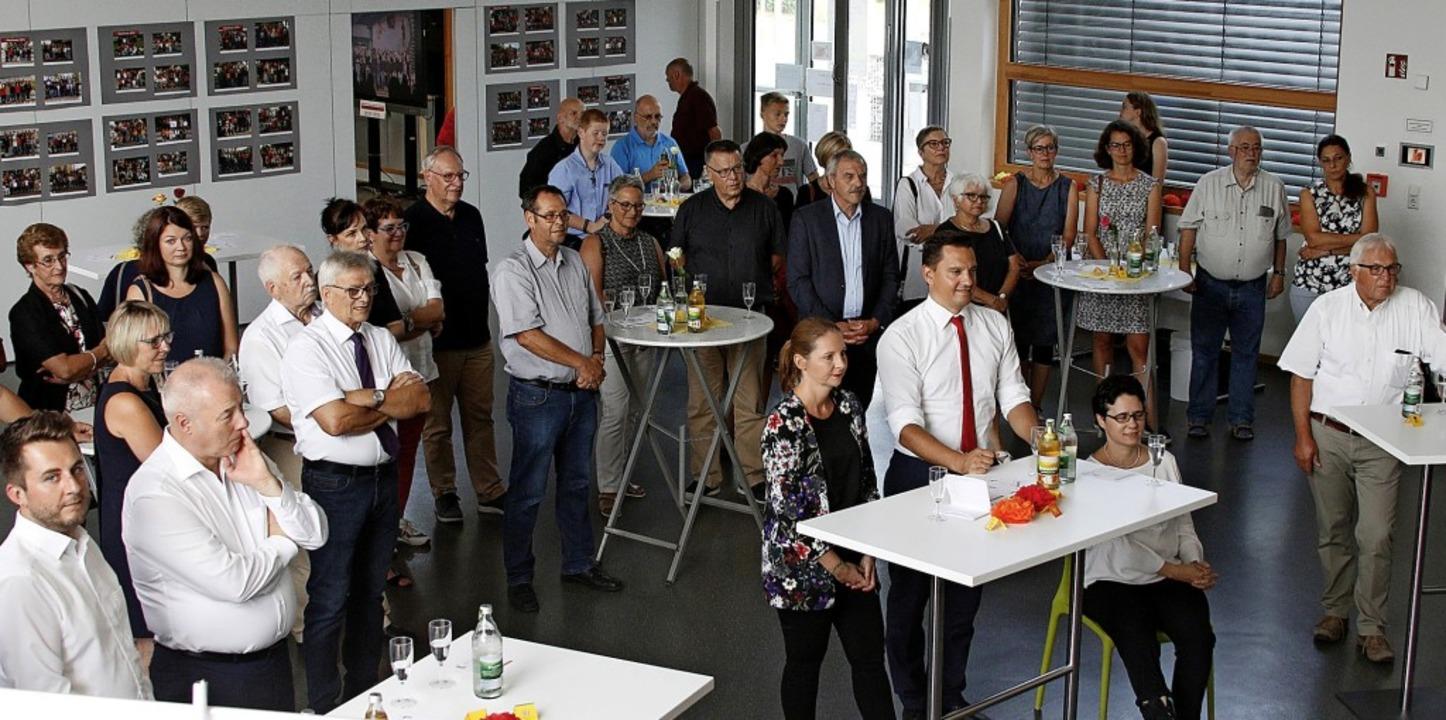 Viele Gäste waren bereits am Freitag zum beim Auftakt des Schulfests gekommen.   | Foto: Heidi Fößel