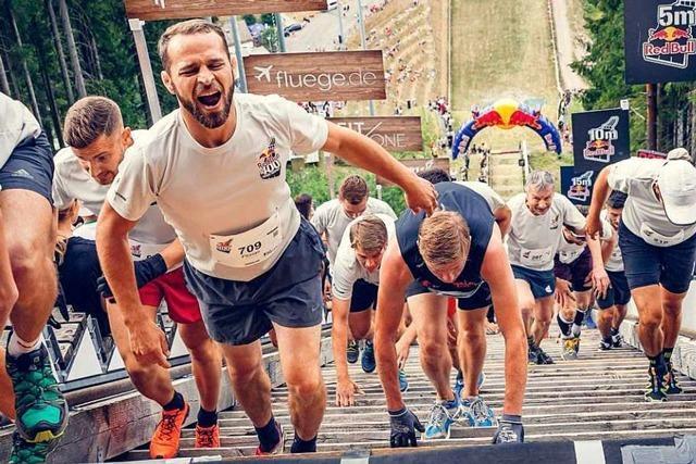 Neuer Schanzenrekord beim Schanzenlauf in Neustadt