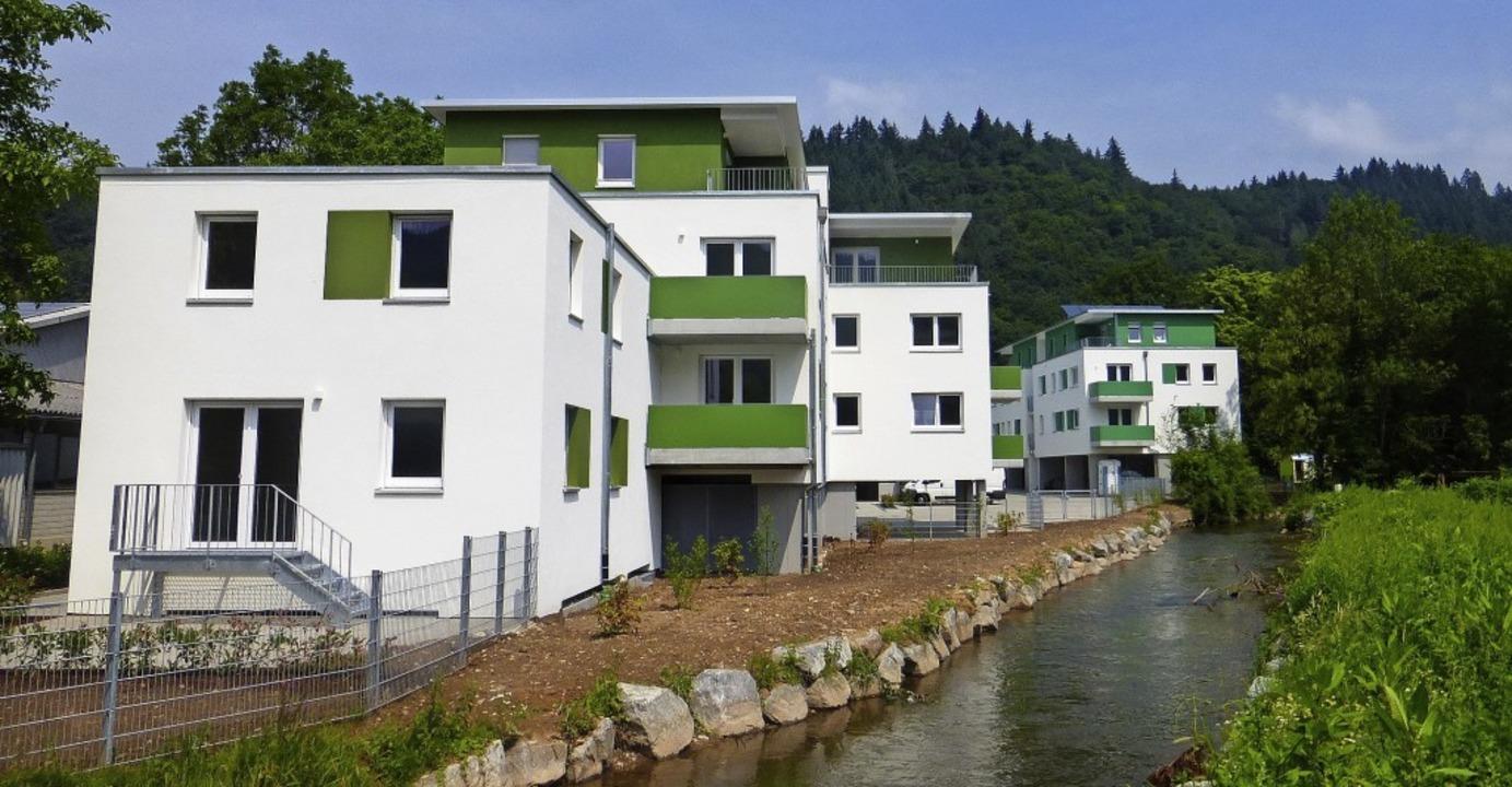 Für rund zwei Millionen Euro hat die H... bezahlbaren Mietpreissegment gebaut.   | Foto: Heimbau Breisgau