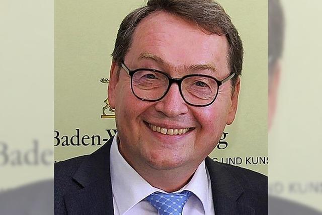 Neuer Rektor an Hochschule Kehl