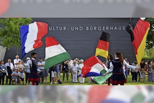 Europafest ist Denzlingen