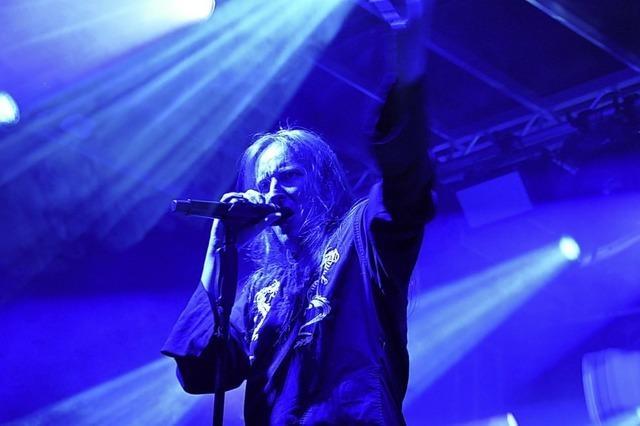 Treffpunkt der Metal-Stars, Sprungbrett für Newcomer