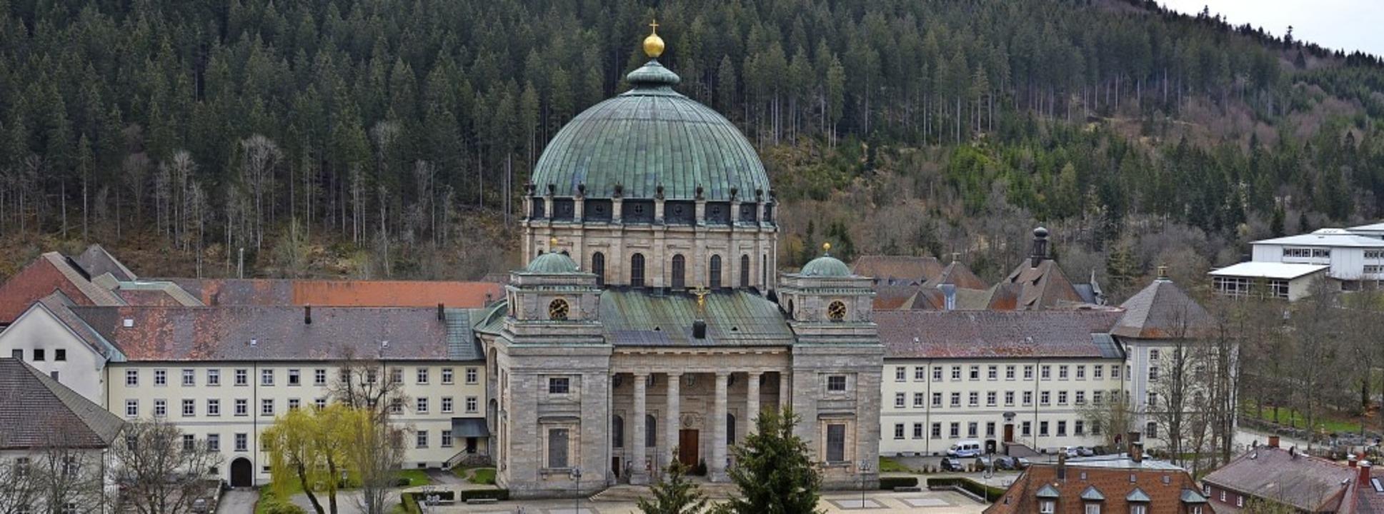 Noch ist St. Blasien mit dem Dom das Z...m einer noch jungen Seelsorgeeinheit.   | Foto: Sebastian Barthmes