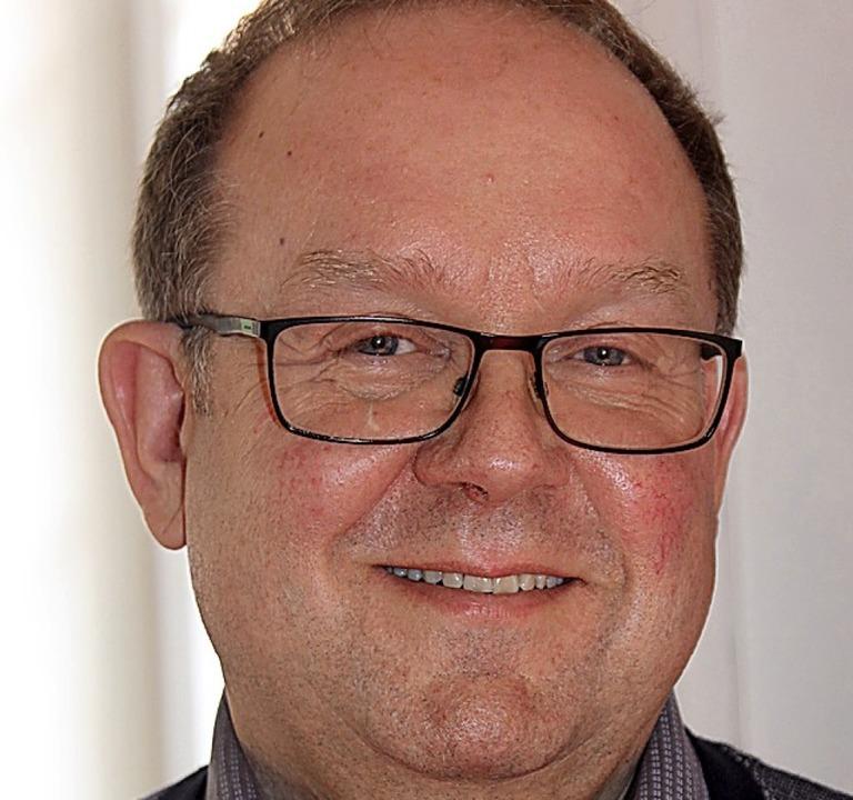 Pfarrer Jan Grzeszewski   | Foto: Cornelia Liebwein