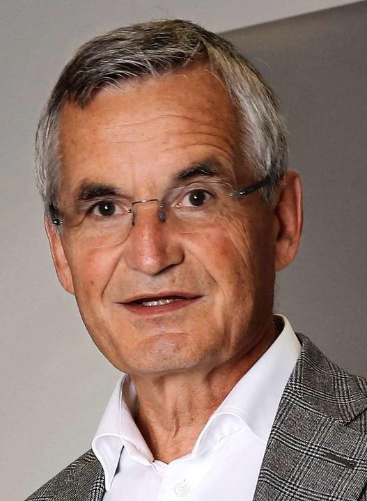 Heinz Schüpbach  | Foto: privat