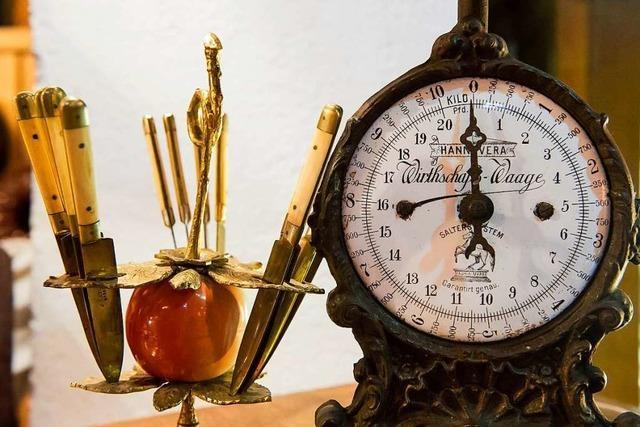 Im Müllmuseum in Bad Säckingen finden sich allerlei Schätze