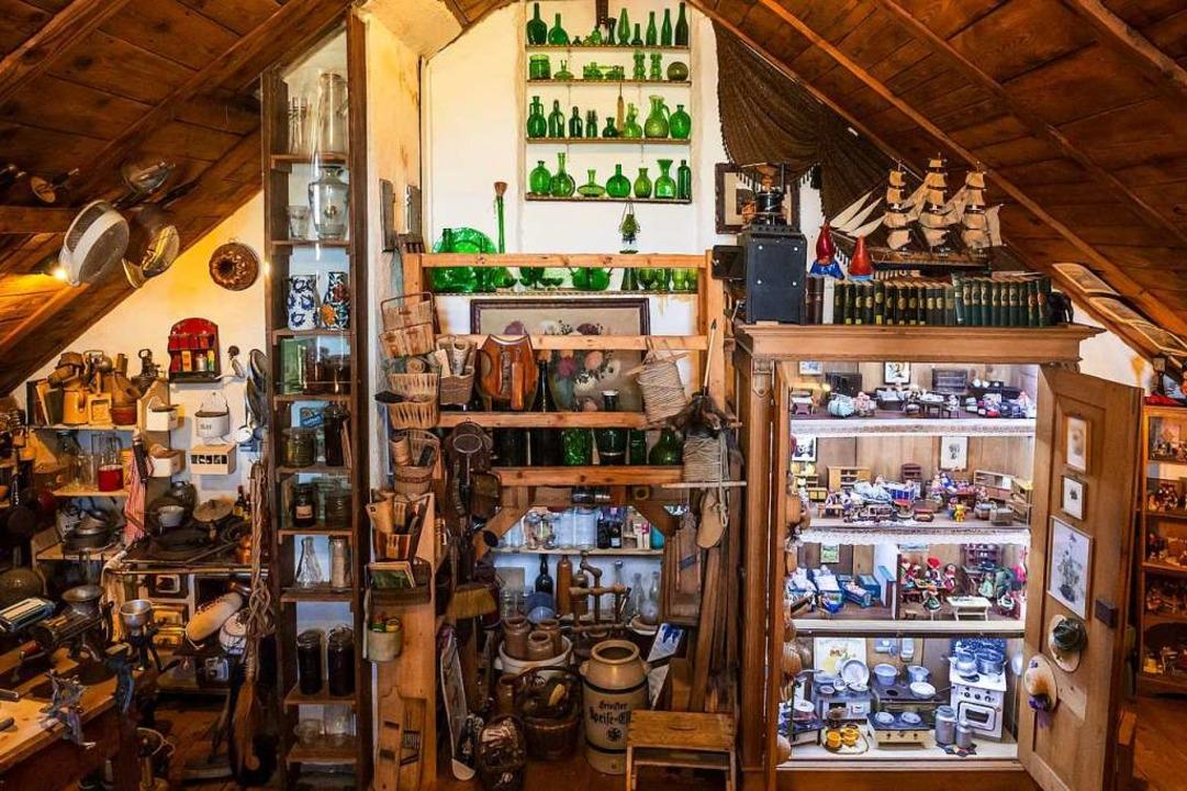 Einblicke ins Müllmuseum  | Foto: Daniel Schoenen