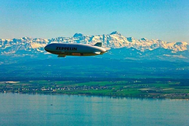 Von Zeppelinen und Dampfschiffen