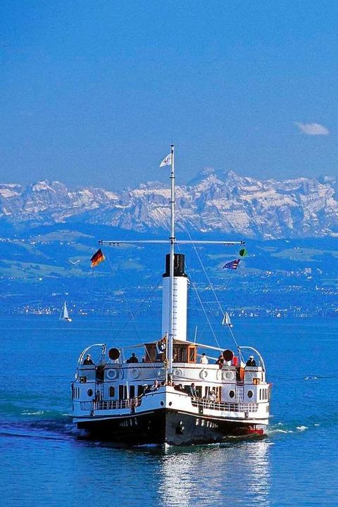   Foto: Tourist-Information Friedrichshafen