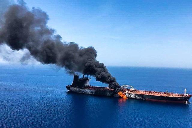 Chronologie: Wie sich der Konflikt am Persischen Golf aufgeheizt hat
