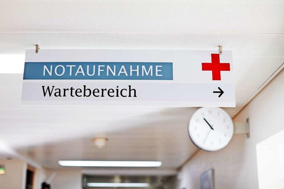Die Wartezeiten in Kliniken sollen für Patienten in Not deutlich kürzer werden.  | Foto: Kreiskliniken