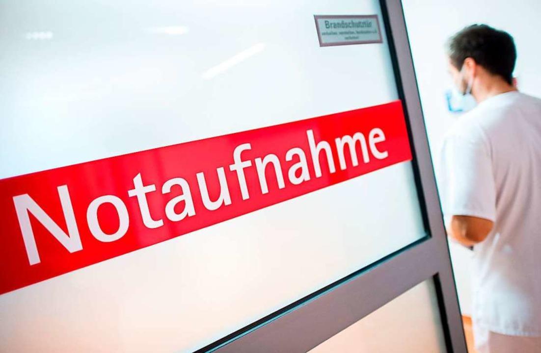 Die Wartezeiten in Kliniken sollen für Patienten in Not deutlich kürzer werden.  | Foto: Hauke-Christian Dittrich
