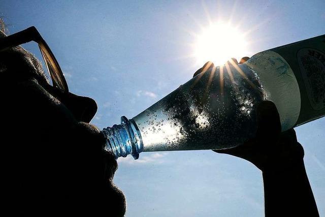 Neue Hitzewelle in Baden-Württemberg mit bis zu 40 Grad