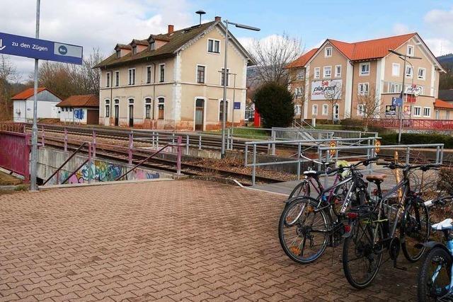Bahnhof Brennet ist Thema im Gemeinderat