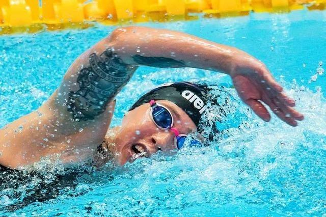 Freistil-Ass Sarah Köhler weckt Medaillenhoffnungen bei der WM in Gwangju