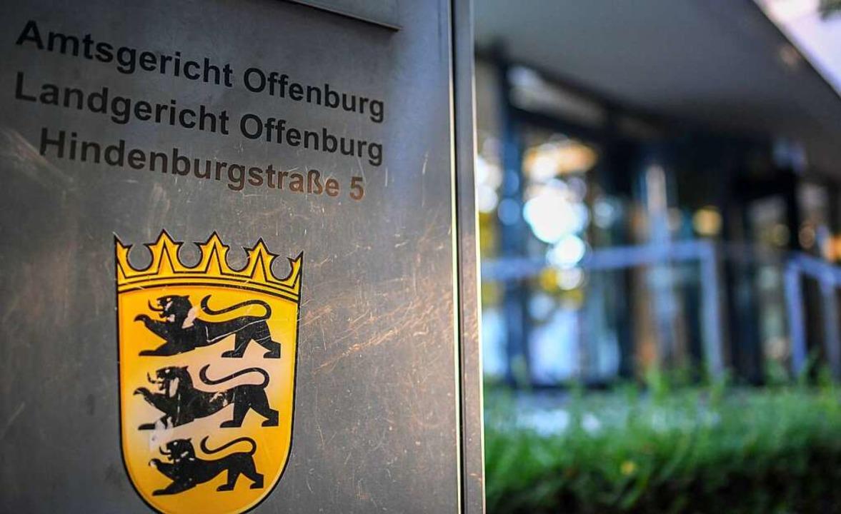 Das Urteil wurde am Offenburger Landgericht gefällt.  | Foto: Patrick Seeger