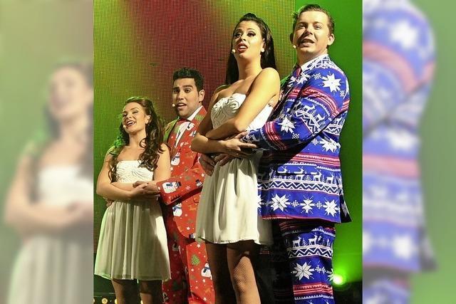 Gala-Show Musical Christmas ist in der Stadthalle Waldshut zu sehen.