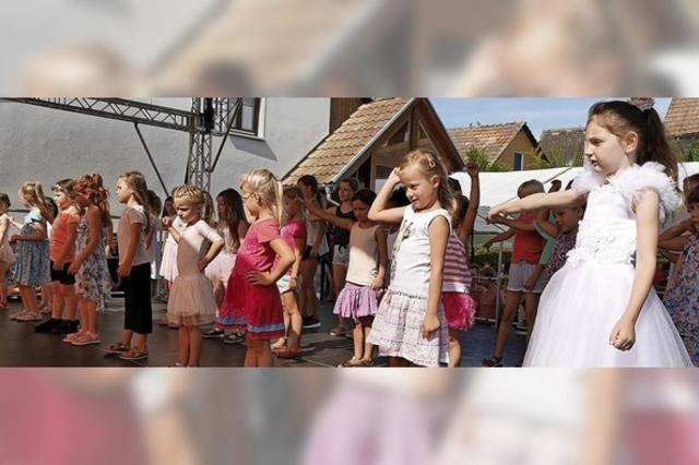 Vereine ziehen positive Bilanz nach dem Dorffest