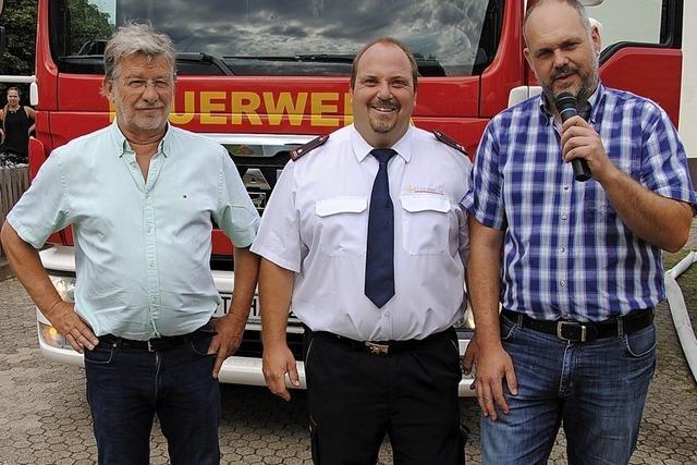 Feuerwehr beweist Einsatzbereitschaft