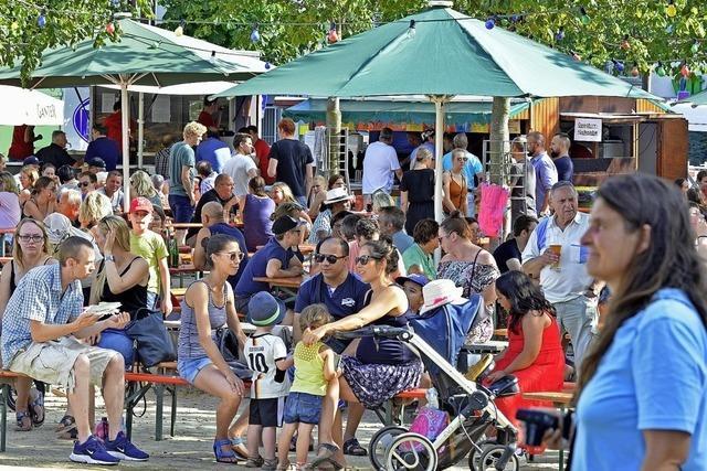 Stadtteilfest Rieselfeld