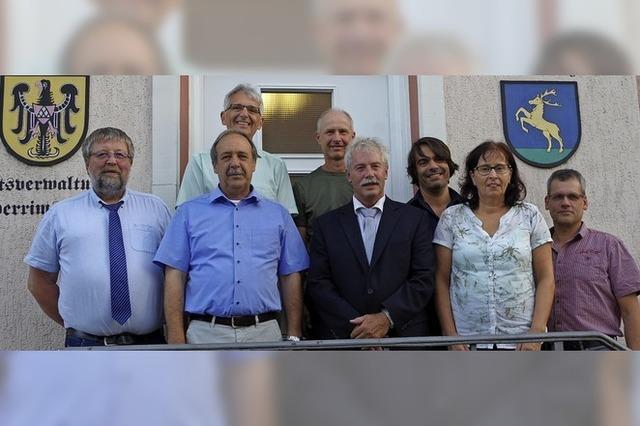 Ein neues Gesicht im Oberrimsinger Ortschaftsrat