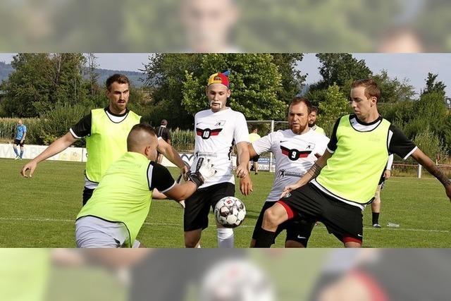 Sportfest in Kürzell