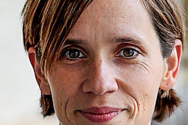 Rektorin Huber tritt ab