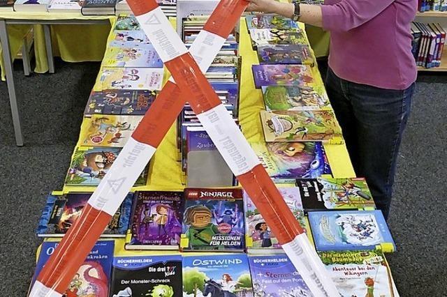 Bücherproviant für Leseratten