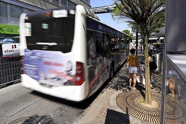 Stadt prüft Linienführung