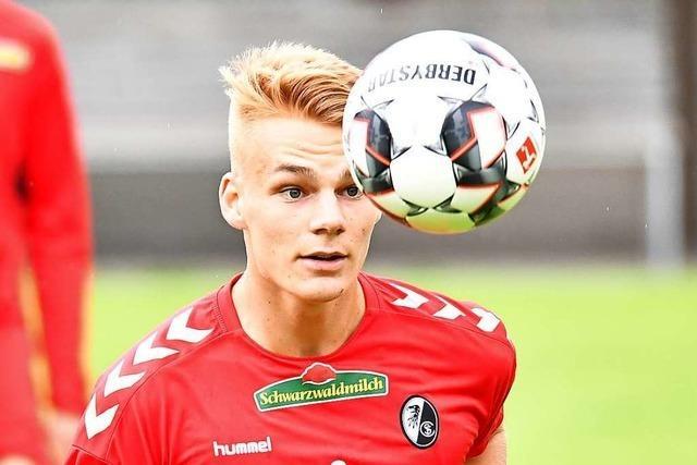 Philipp Lienhart bleibt beim SC Freiburg