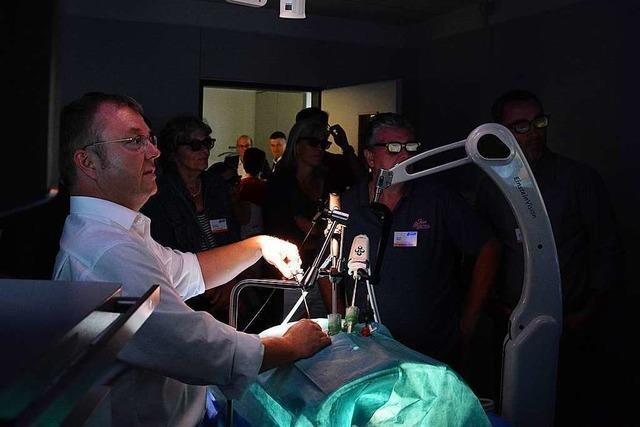 Amerikaner übernehmen Roboter-Endoskopie von Schölly