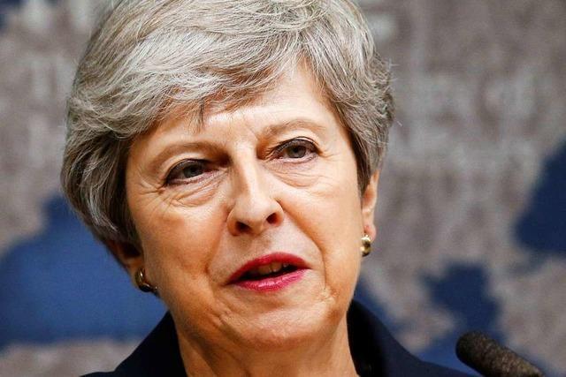 Am Brexit gescheitert: Der bittere Abschied von Theresa May