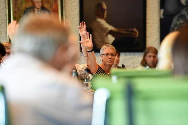 Mit dem neuen Gemeinderat gibt es in Lörrach neue Mehrheiten