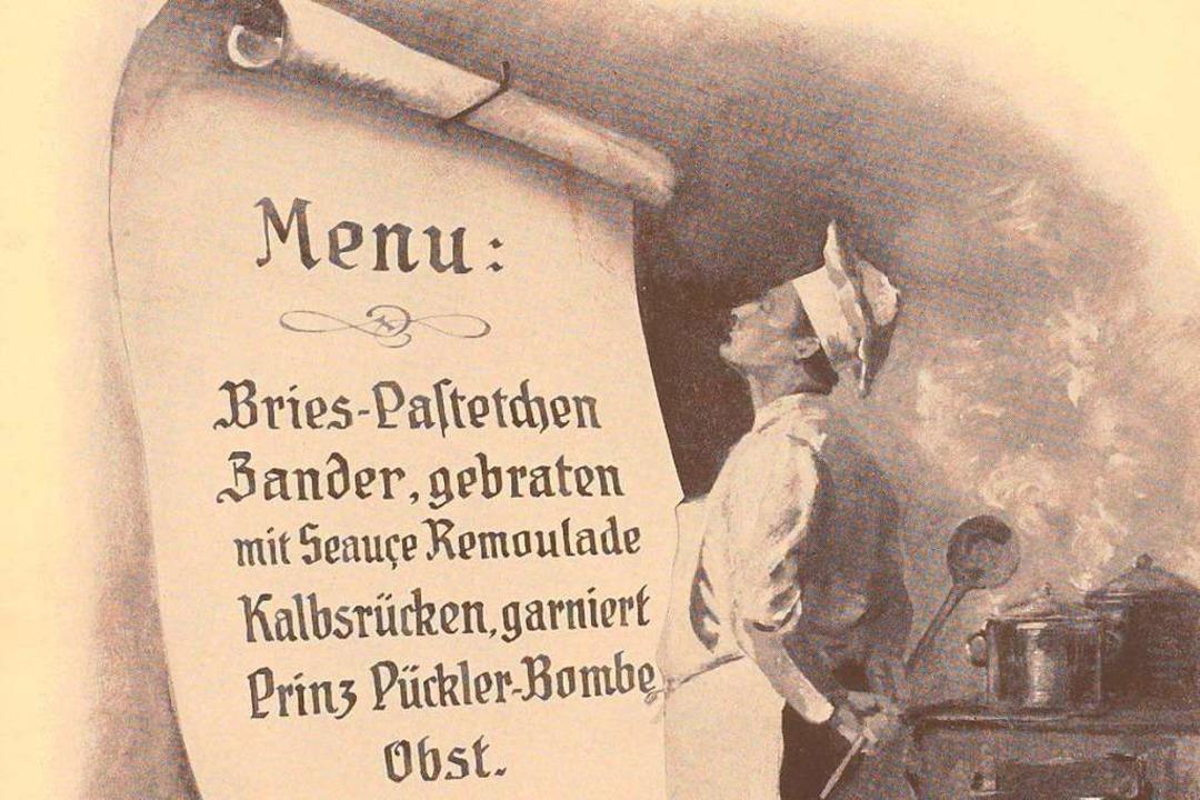 Am Lehnbachplatz ging es vor 100 Jahren edel zu.  | Foto: Honorarfrei