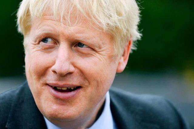 Boris Johnson wird neuer britischer Regierungschef