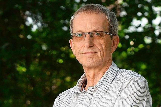 Schulleiter Manfred Fennig vom Kolping-Kolleg geht in Ruhestand