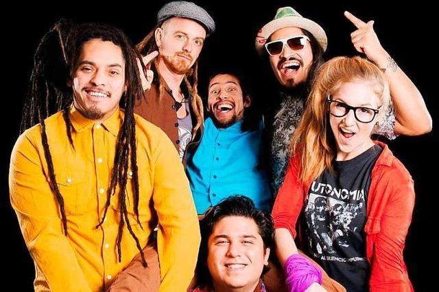 fudder verlost Tickets für das ausverkaufte ZMF-Konzert von El Flecha Negra