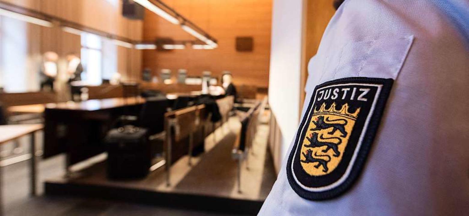 Der Angeklagte ist nun zum zweiten Mal...ericht Freiburg freigesprochen worden.  | Foto: Patrick Seeger