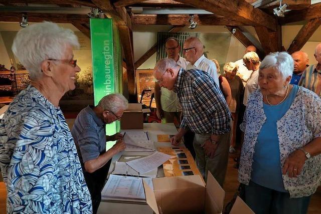 Neuer Jahresband des Geschichtsvereins Markgräflerland ist da