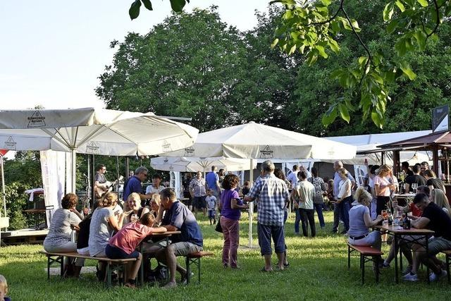 Die 2. Weinblick findet in Munzingen statt