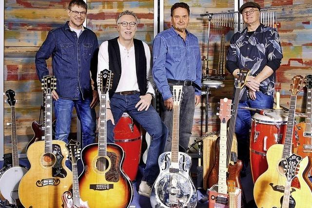Frederick Street Band in Waldkirch
