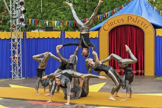 Circus Paletti in Forchheim